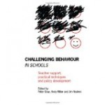challenging behaviour book